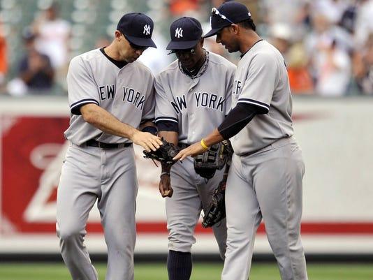 Orioles-Yankees