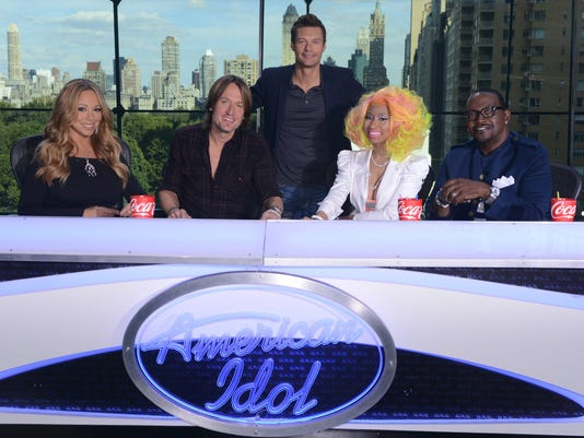 AMERICAN IDOL S12 JUDGES