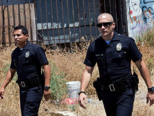 USA TODAY Review: 'End of Watch'