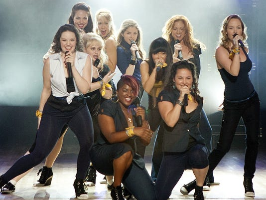 Review: 'Pitch Perfect'