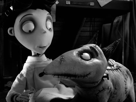 Review: 'Frankenweenie'