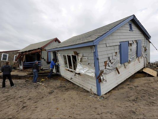 sandy damage insurance