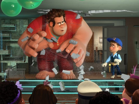 Review: 'Wreck-It Ralph'