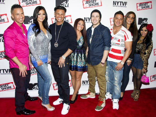 Jersey shore MTV benefit