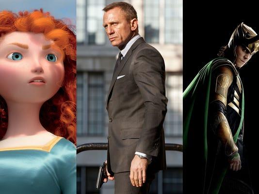 Movie Forum: Heroines, Heroes, Hiddleston