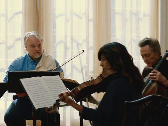 Review: 'A Late Quartet'