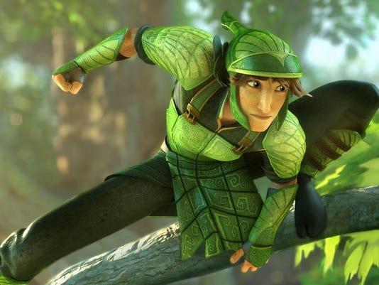 Leafman Nod
