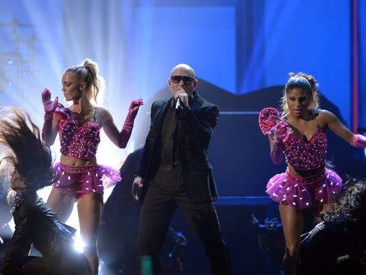 Pitbull American Music Awards