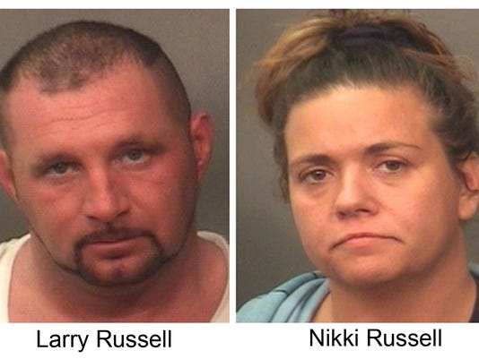 ADOPTED CHILD ABUSE larry russell nikki russell