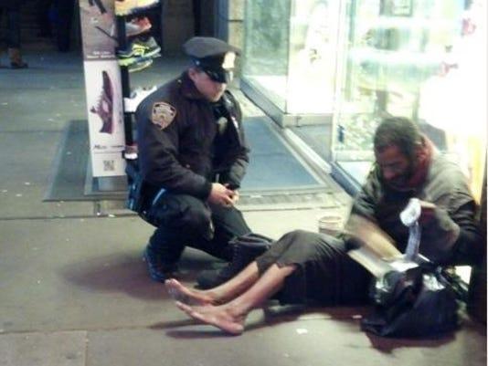 cop boots