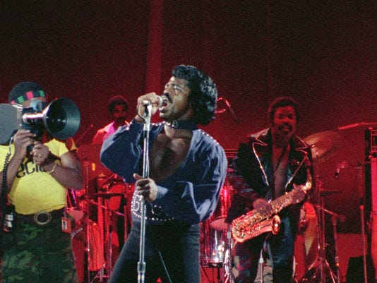 James Brown: 'Soul Power'
