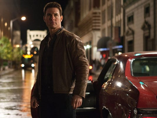 Book Buzz: Tom Cruise as Jack Reacher