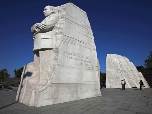 King Memorial Dedication >> Quote on MLK Memorial to be removed