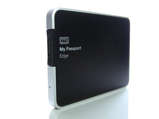 WD passport edge