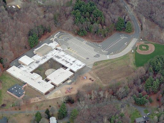 Sandy Hook school building