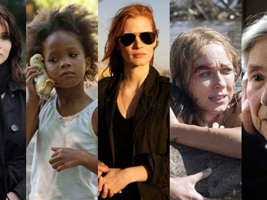 2013 Best Actress Oscar Nominees