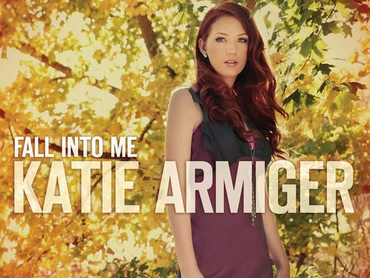 Katie Armiger, 'Fall Into Me'