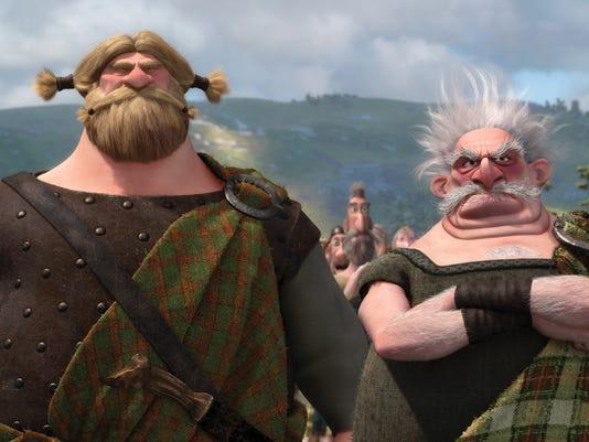 Pixar clan