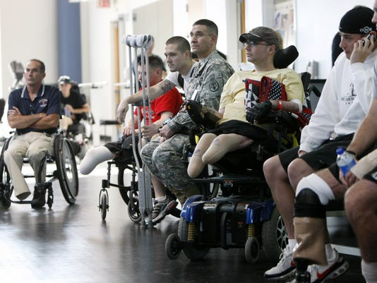 Disabled vets