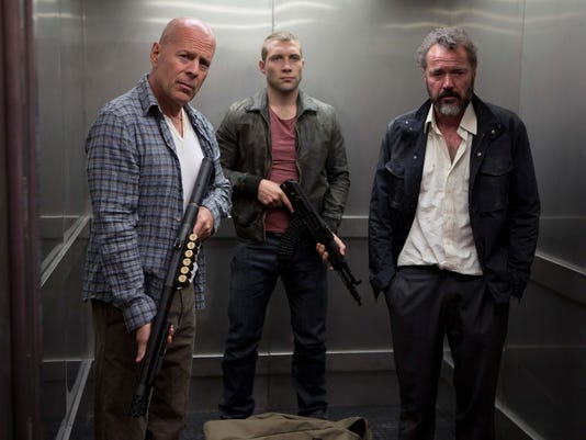 Review: 'A Good Day to Die Hard'