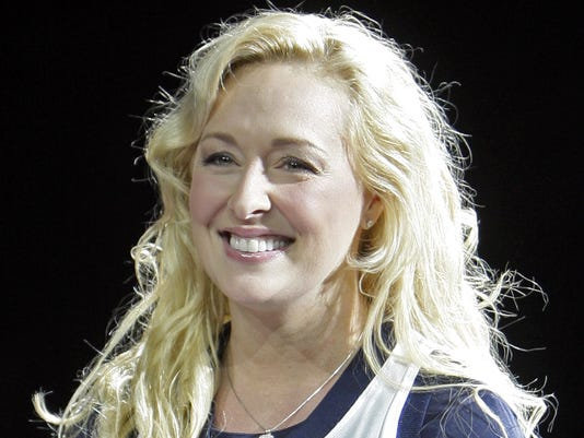 Mindy McCready in 2008