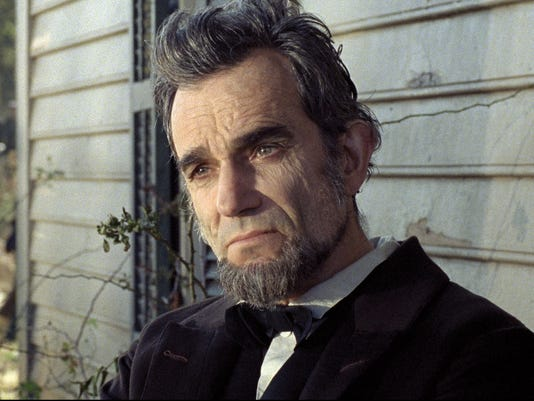 Best Actor: Daniel Day-Lewis as Lincoln