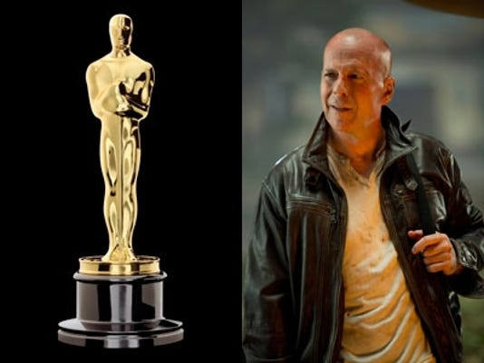 Movie Forum: Oscars and Old Men