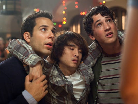 Review: '21 & Over'
