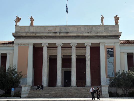 greece culture ministry