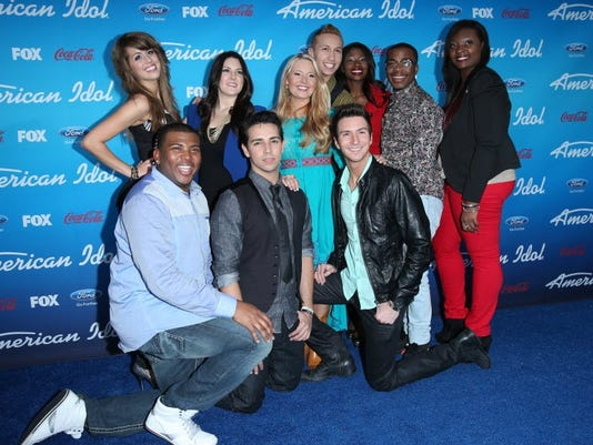 Are burnell and amber from american idol dating 6