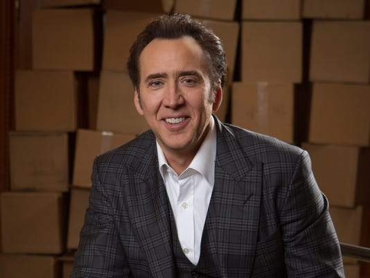 Cage in 'Croods'