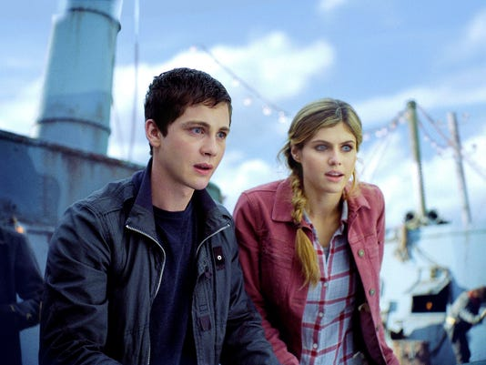 'Percy Jackson' Preview