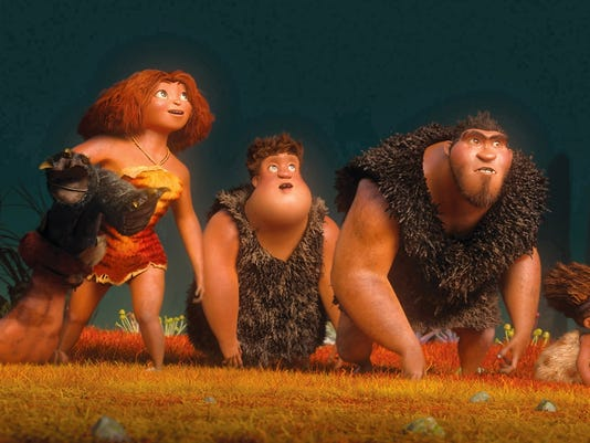 Review: 'The Croods'
