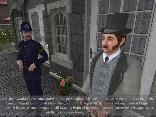 Sherlock HolmesThe Awakened HD