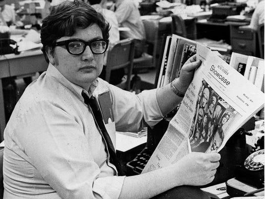 Roger Ebert in 1969
