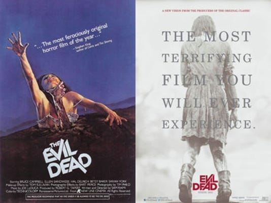 Movie Forum: Oh, the horror! The remakes!