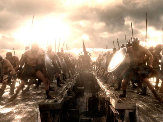 '300: Rise Of An Empire'