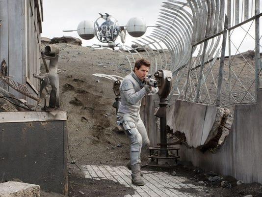 Review: 'Oblivion'
