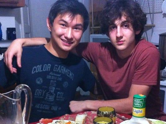 Kadyrbayev Tsarnaev