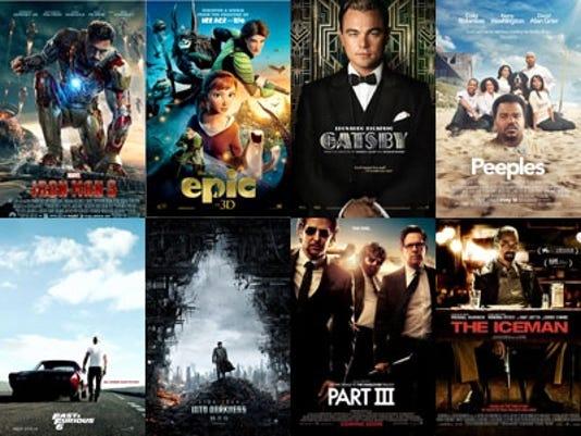 May Movie Posters