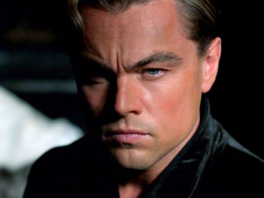 Leo as Gatsby