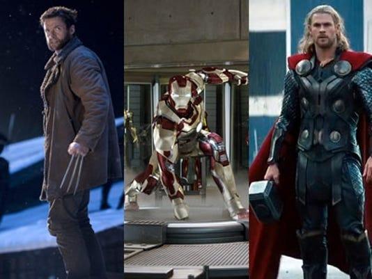 Movie Forum: Marvel Moneymakers