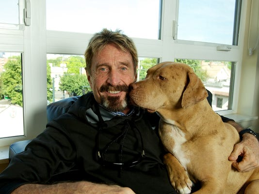 McAfee and Tequila