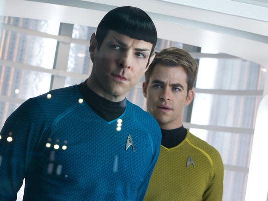 Review: 'Star Trek into Darkness'