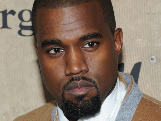 Kanye West. (Photo: Jamie McCarthy, Getty Images for H,M)