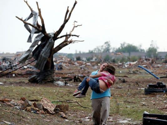 tornado moore
