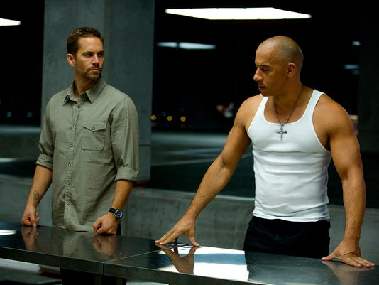 Review: 'Fast , Furious 6'