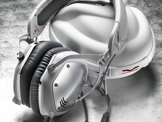 Crossfade headphones