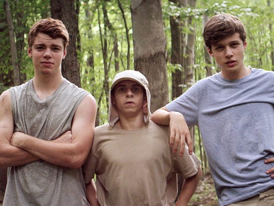 Review: 'Kings of Summer'