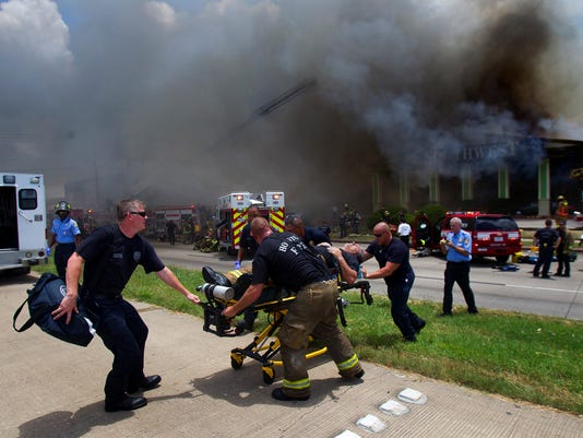 Houston fire